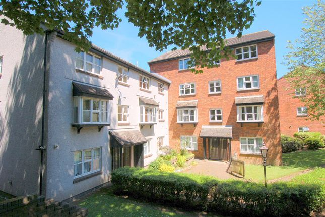 Thumbnail Flat for sale in Portland Court, Plymouth