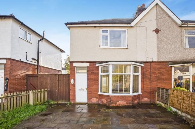 Thumbnail Semi-detached house for sale in Mornington Road, Lytham St. Annes, Lancashire, England