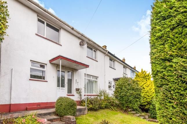Thumbnail End terrace house for sale in Teignmouth, Devon
