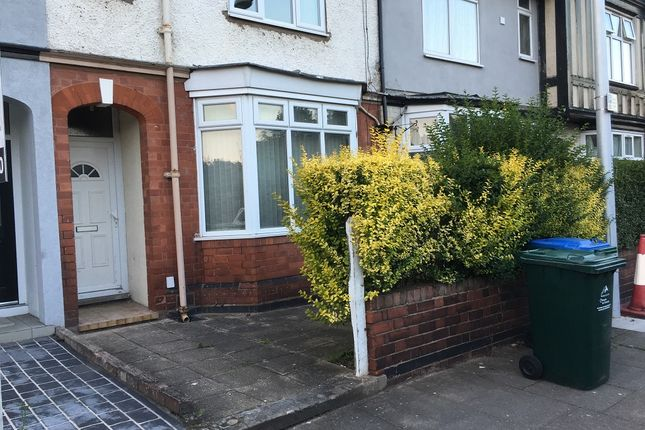 Thumbnail Terraced house to rent in St Patrick'S Road, Coventry