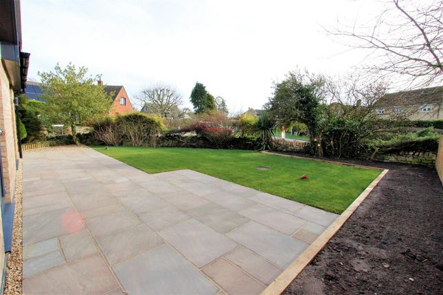Garden (2) of Corby Road, Swayfield, Grantham NG33