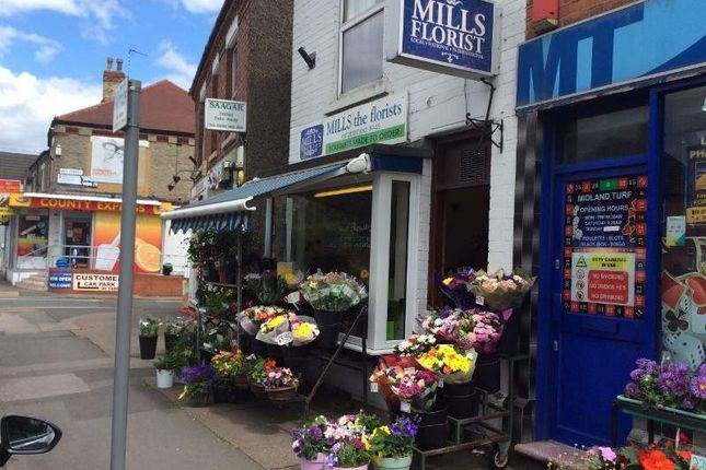 Retail premises for sale in 513 Tamworth Road, Long Eaton