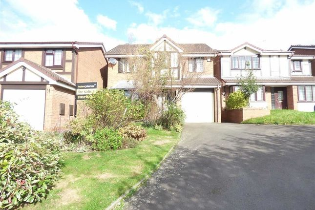 4 bed detached house for sale in Buttercup Close, Stirchley, Telford, Shropshire