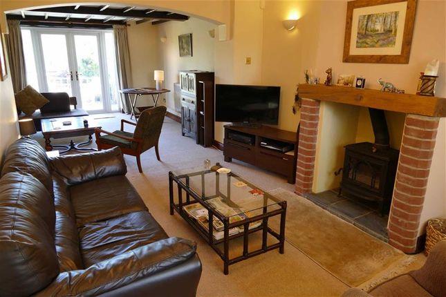 Thumbnail Terraced house for sale in Lammas Close, Hilmarton, Calne