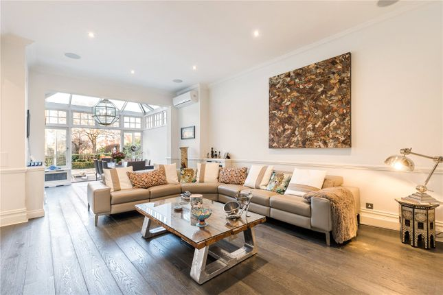 Thumbnail Detached house for sale in Hazlewell Road, Putney, London