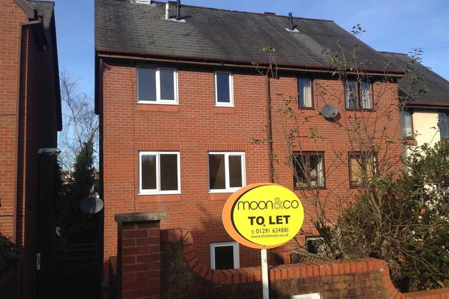 Thumbnail End terrace house to rent in School Hill, Chepstow