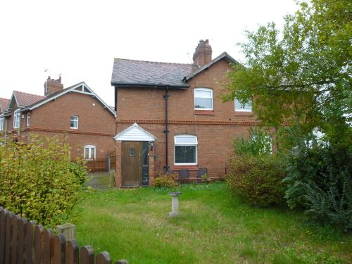 Thumbnail Semi-detached house to rent in Borras Road, Wrexham