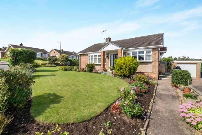 Thumbnail Bungalow for sale in Grange Avenue, Woodsetts, Worksop