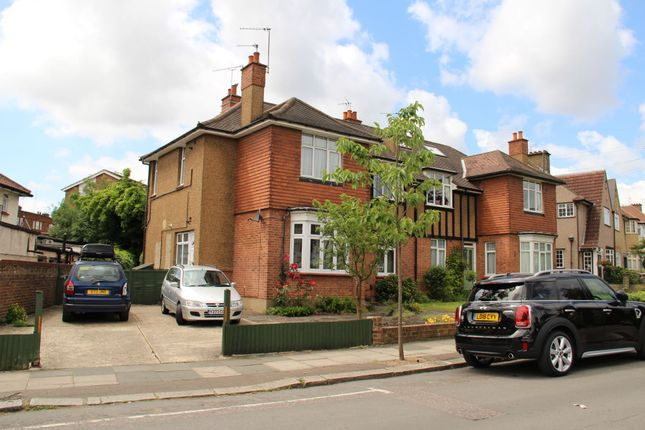 Thumbnail Flat for sale in Sherbrook Gardens, Winchmore Hill, London