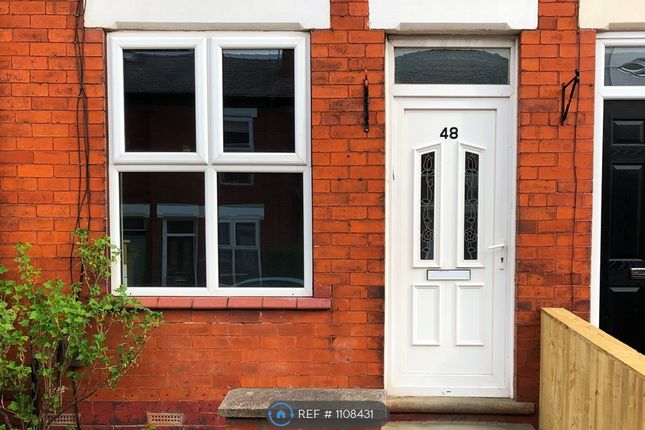 2 bed terraced house to rent in Alldis Street, Stockport SK2