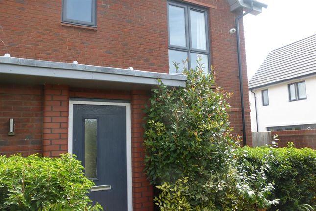 Thumbnail Property to rent in John Ruskin Road, Tadpole Garden Village, Swindon