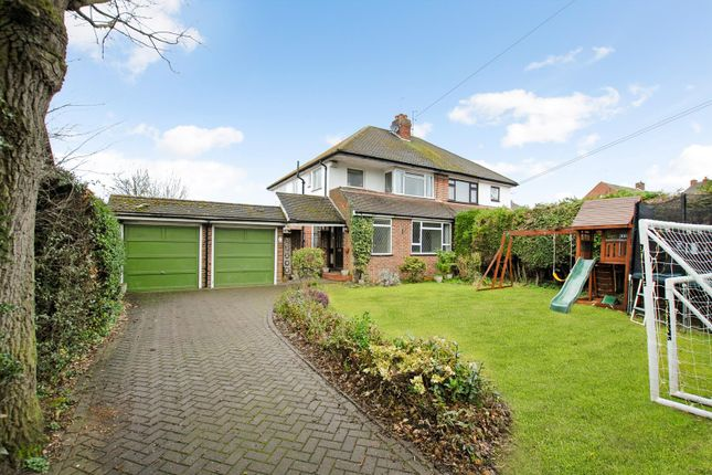 Thumbnail Semi-detached house for sale in Spring Lane, Cippenham, Slough