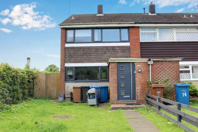 Semi-detached house in  Glenmore Avenue  Burntwood  Staffordshire  Birmingham