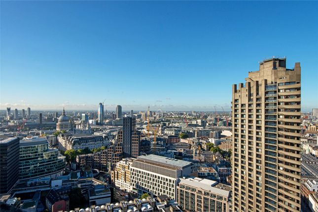 3 bed flat for sale in Barbican, London EC2Y