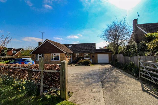 Thumbnail Detached bungalow for sale in Moor Lane, Westfield, East Sussex