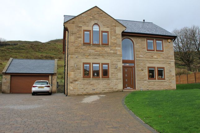 Thumbnail Detached house for sale in Todmorden Road, Littleborough, Lancashire