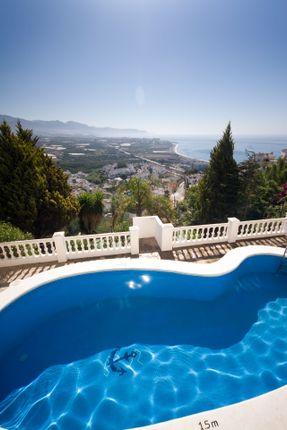 Pool & View of Spain, Málaga, Nerja