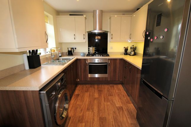 3 bed semi-detached house for sale in Priory Way, Newton, Alfreton DE55
