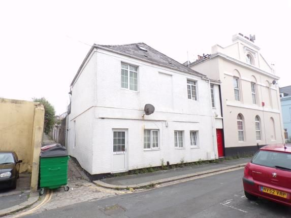 Thumbnail Maisonette for sale in Camden Street, Plymouth, Devon