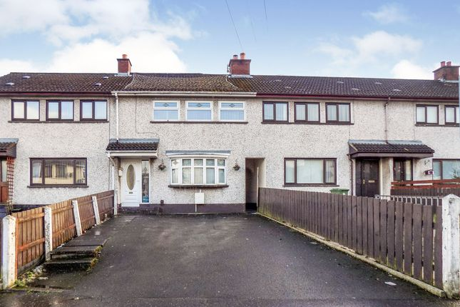 Thumbnail Terraced house to rent in 64 Milltown Avenue, Derriaghy, Lisburn