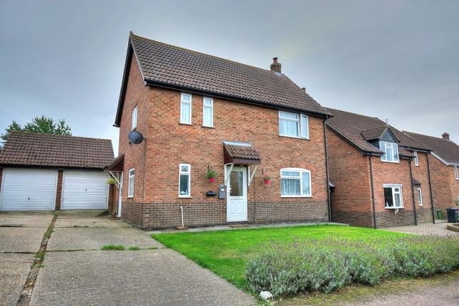 Thumbnail Detached house for sale in Greys Manor, Norwich