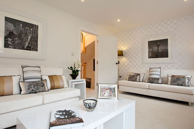"Thumbnail Flat for sale in ""The Milton, Type A"" at Bowling Green Close, Bletchley, Milton Keynes"
