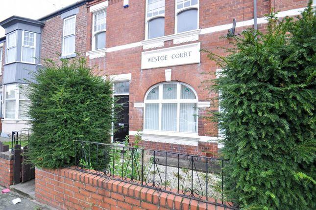 Main Exterior of Westoe Court, Ada Street, South Shields NE33