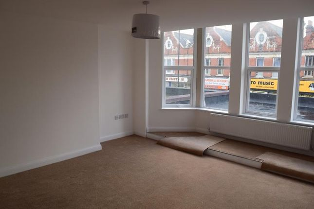 Thumbnail Flat to rent in London Road, Westcliff-On-Sea, Essex