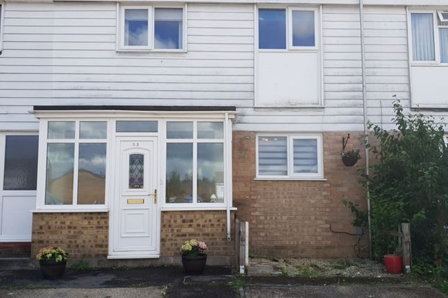 Thumbnail Terraced house to rent in Mercury Close, Southampton