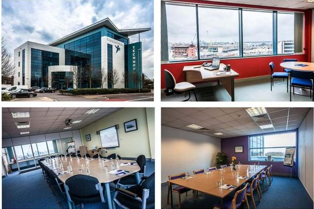Thumbnail Office to let in Technopole, Kingston Crescent, Portsmouth, Hampshire