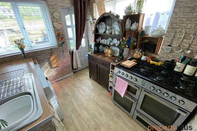 Thumbnail End terrace house for sale in Eirw Road Porth -, Porth