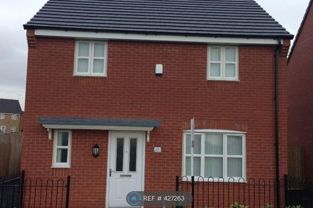 Thumbnail Detached house to rent in Flemish Crescent, Manchester