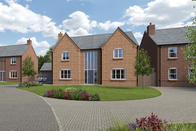 Thumbnail Property for sale in 2 Rydal Manor Gardens, Kirby Lane, Eye Kettleby, Melton Mowbray