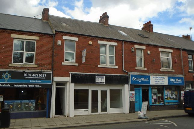 Thumbnail Retail premises to let in Fire Station Houses, Victoria Road West, Hebburn