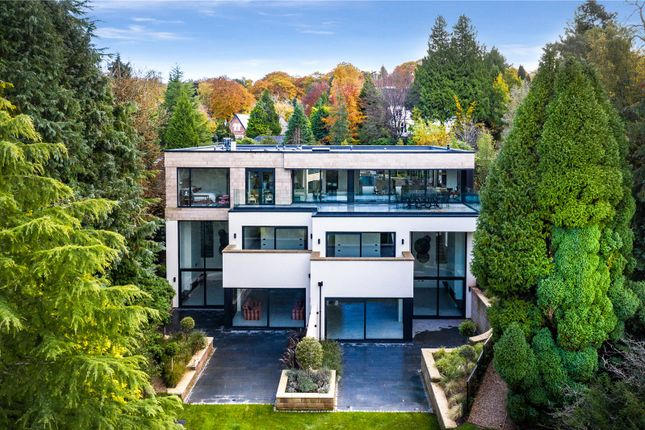 Thumbnail Flat for sale in Maple Court, 58 Trafford Road, Alderley Edge, Cheshire