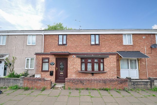 Thumbnail Terraced house for sale in Pontnewydd Walk, Cwmbran