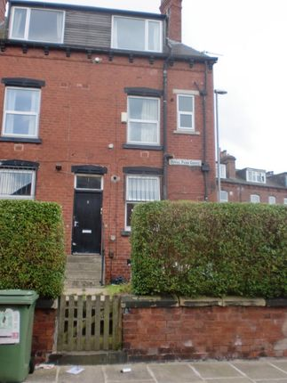 Thumbnail Terraced house to rent in Royal Park Grove, Hyde Park, Leeds