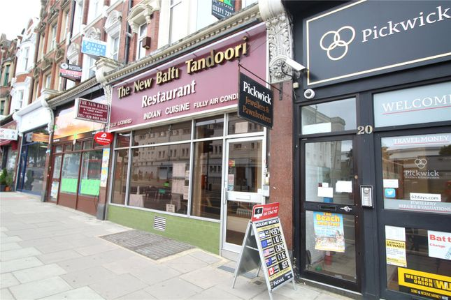 Thumbnail Restaurant/cafe to let in North End Road, London