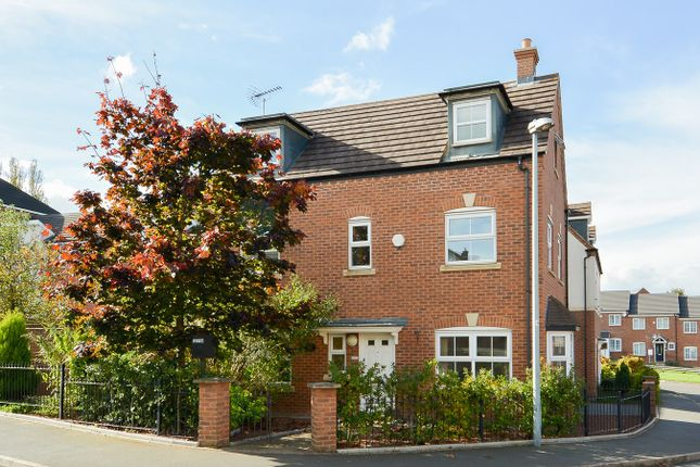 Thumbnail Detached house for sale in Maynard Road, Edgbaston, Birmingham