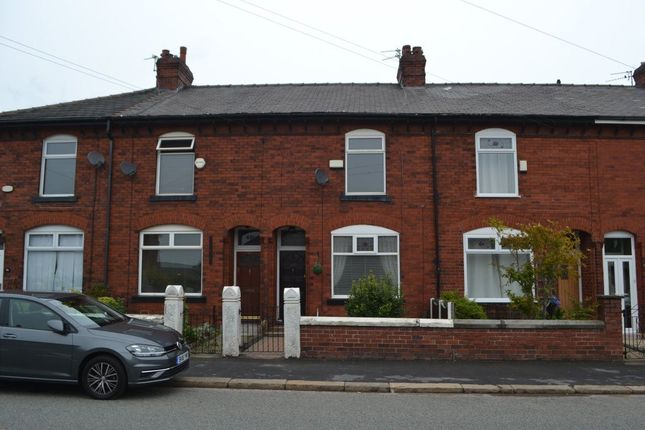 Thumbnail Terraced house to rent in Hilton Lane, Walkden, Manchester