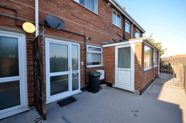 Thumbnail 2 bed maisonette to rent in Coniston Avenue, Scartho, Grimsby