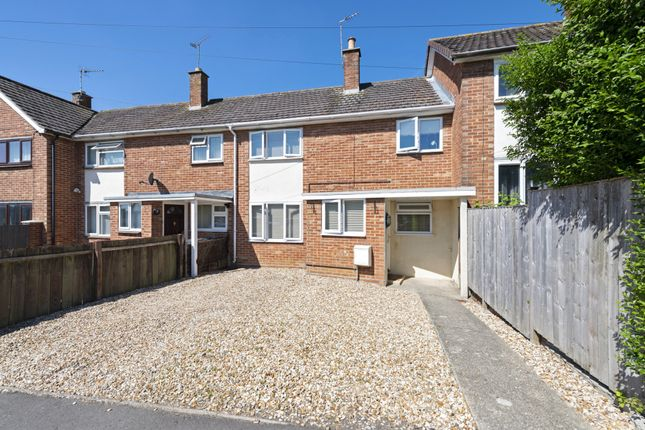 3 bed terraced house for sale in Monmouth Road, Yeovil BA21