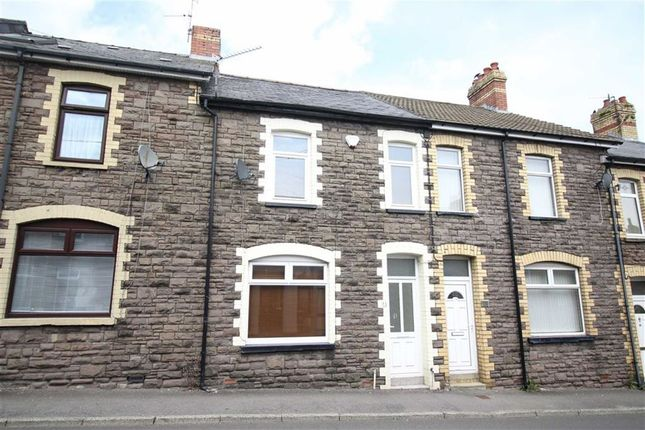 Thumbnail Terraced house to rent in South Street, Pontypool, Torfaen