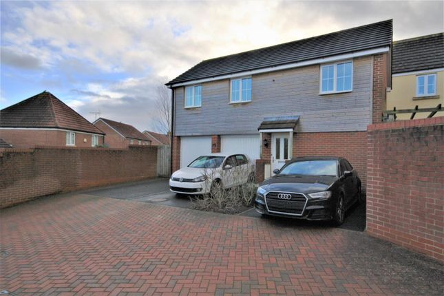 Thumbnail Detached house to rent in Round House Drive, Royal Wootton Bassett
