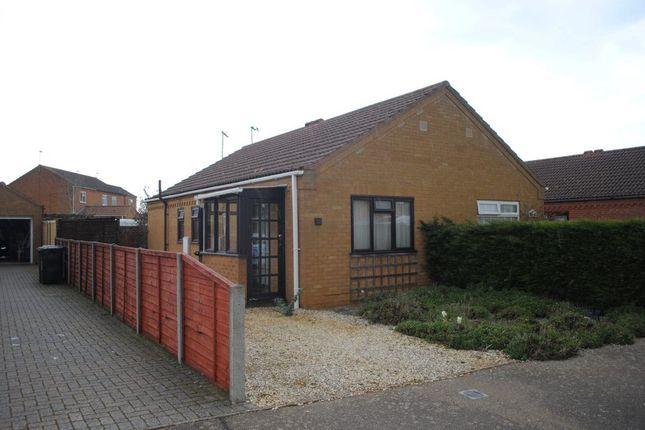 Thumbnail Bungalow to rent in Earl Close, Dersingham, King's Lynn
