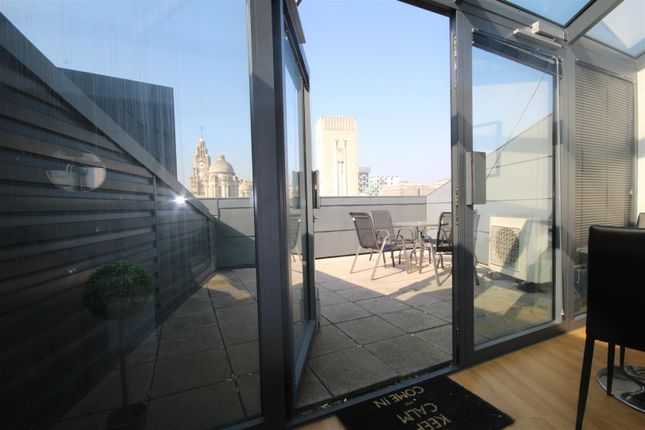 Thumbnail Flat for sale in Mann Island, Liverpool