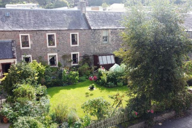Thumbnail Terraced house for sale in 17, Slitrig Crescent Hawick