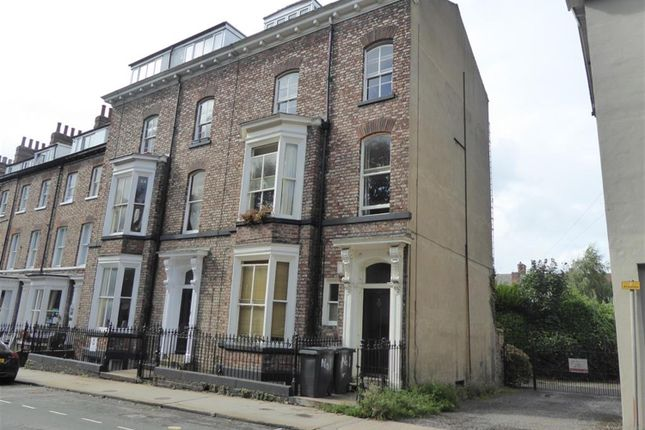 Thumbnail End terrace house for sale in Bootham Terrace, York