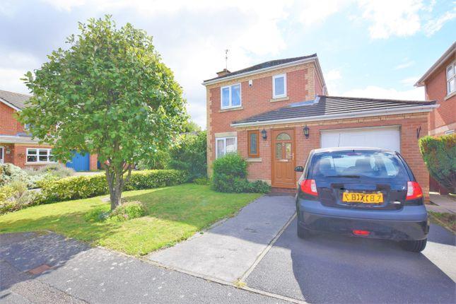 Thumbnail Detached house to rent in Coxmoor Close, Edwalton