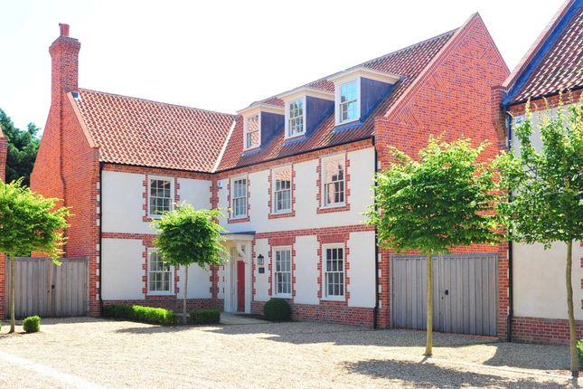 Thumbnail Detached house to rent in St. Georges Court, Thornham, Hunstanton